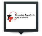 Our partner Tomislav Topalovic CNC-Service