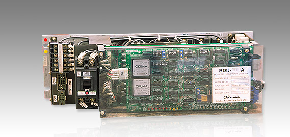Replacement, Repair and Sale of Okuma BDU-..A Servo Drives