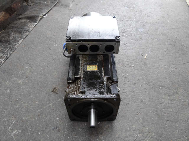 Sanyo Denki engine before and after repair