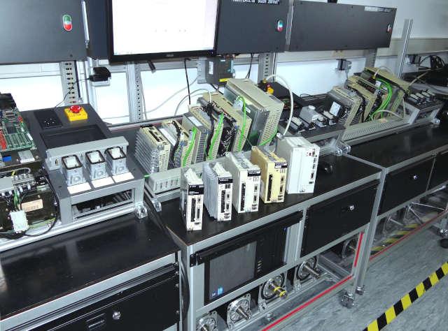 Yaskawa SGDS Sigma III test stand