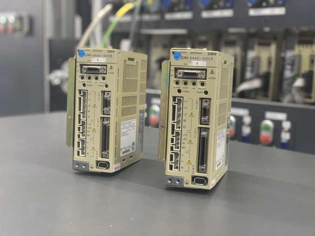 Siemens test stand