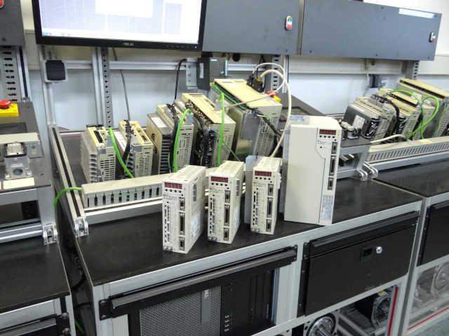 Yaskawa XtraDrive test stand